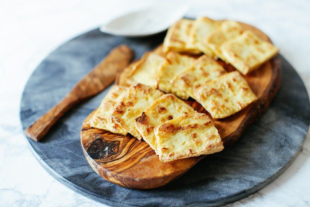 Fool-proof Crispy Baked Teriyaki Tofu (Vegan, Gluten-free, Oil-free)