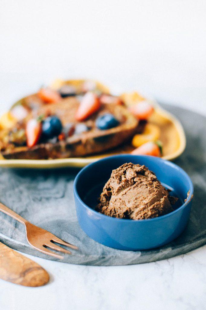 vegan ice-cream