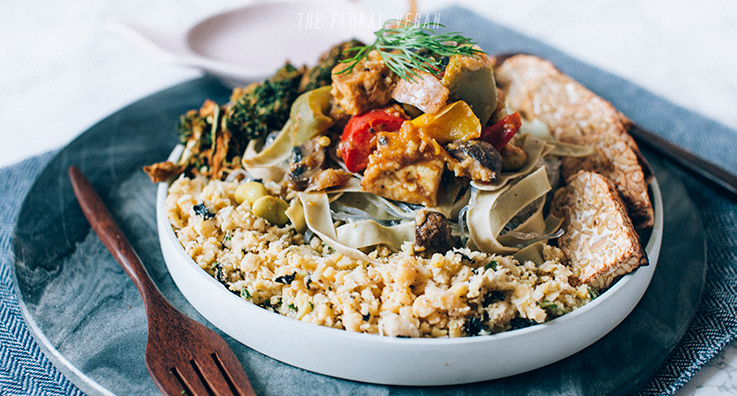 Easy Vegan Chickpea Tuna Salad