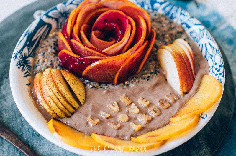 Vegan Nutella Mousse (One-bowl)