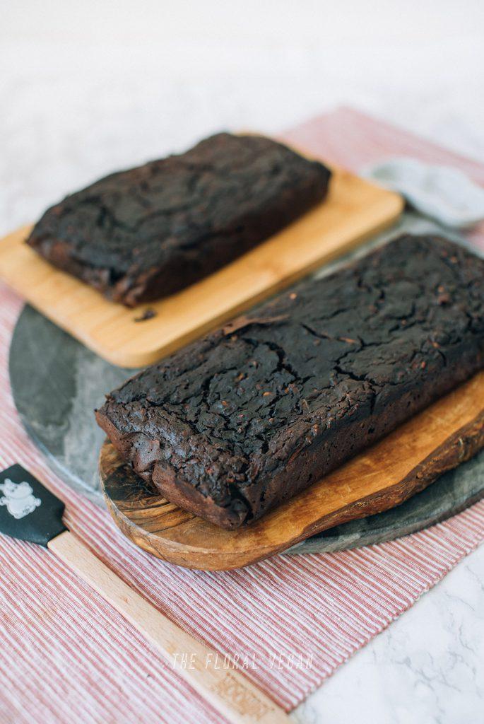 Gingerbread brownie
