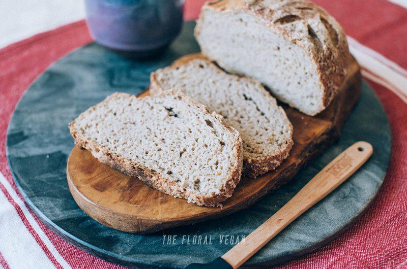 The Best Gluten-Free Vegan Sourdough Recipe