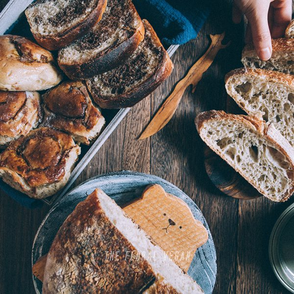 Beginner's Guide To Sourdough Baking