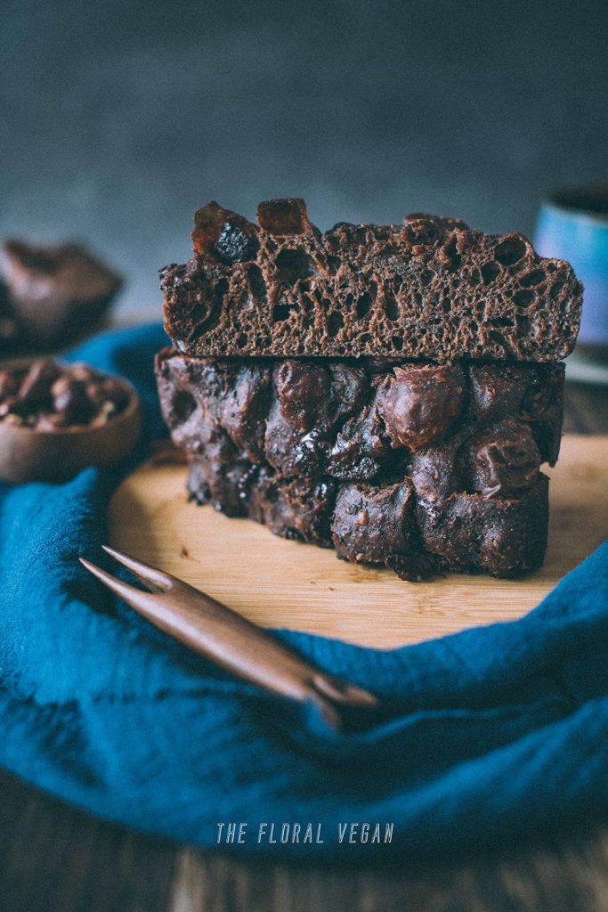 chocolate sourdough focaccia