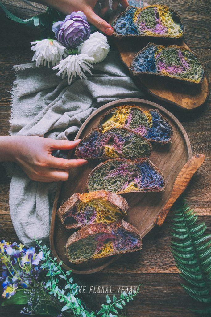 rainbow sourdough