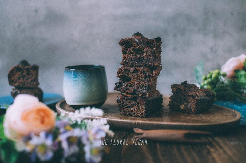 Sourdough Nutella Focaccia (Vegan)
